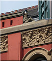 SJ8498 : Detail of 77-83 Piccadilly, Manchester (2) by Stephen Richards