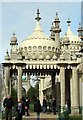 TQ3104 : Royal Pavilion, Brighton by Christine Westerback