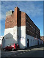 ST8557 : Brick Mills, Court Street, Trowbridge by Chris Allen