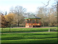 TQ2483 : Bandstand, Kensal Rise by Alex McGregor
