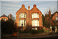 SK9771 : Victorian houses on Lindum Road by Richard Croft