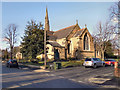 SJ7991 : St Anne's Church, Sale by David Dixon