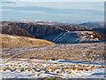 NN6678 : View from A'Bhuidheanach Mhor : Week 2