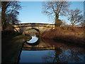 SJ8459 : Reflections on Bridge 83 by Martin Lack