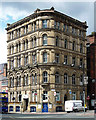 SJ8497 : 73 Portland Street, Manchester by Stephen Richards