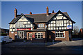 SJ6390 : Farmers Arms Pub, Fearnhead by Mike Lyne