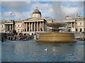 TQ3080 : Trafalgar Square by Philip Halling