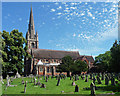SU9779 : St Mary, Slough by Stephen Richards