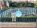 Photo of Albert Hill blue plaque
