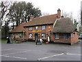 SP8020 : The White Swan, Whitchurch by Ian S