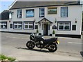 SY9288 : The Railway Hotel, Wareham by Kenneth  Allen