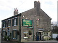SE0720 : The Branch Road Inn on Saddleworth Road by Ian S