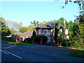 SZ0895 : House on the Wimborne Road by Nigel Mykura