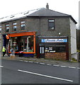 SS9398 : Rhondda Radio studio, Treherbert by Jaggery