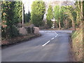 SJ9280 : Sugar Lane junction with Brookledge Lane Adlington by Peter Turner