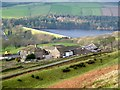 SK2692 : View over Agden Reservoir by Graham Hogg