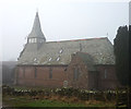 NY6039 : Converted church at Gamblesby by Karl and Ali