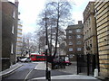 TQ2878 : Turpentine Lane, looking toward Lupus Street, Pimlico by PAUL FARMER