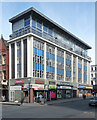 SJ8498 : 7 Hilton Street, Manchester by Stephen Richards