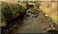 J3582 : The Three Mile Water, Whiteabbey (1) by Albert Bridge