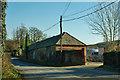 TQ4864 : Barn at Buck's Cross Farm by Robin Webster