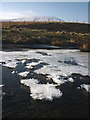 SD7877 : Ice on the River Ribble by Karl and Ali