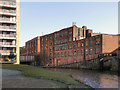 SJ8297 : Bridgewater Canal, St George's by David Dixon