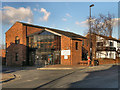 SJ7989 : Timperley Library by David Dixon