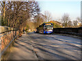 SJ7989 : Stockport Road, Timperley by David Dixon