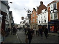 SU9949 : High Street, Guildford by Stacey Harris