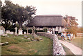 TQ5202 : Alfriston Clergy House 27 September 1985 by Roy Hughes