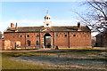 SJ7387 : The Stable Block, Dunham Massey Hall by David Dixon