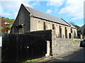 SS9894 : St Stephen's church, Ystrad by John Grayson