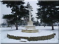 TQ4577 : War Memorial in Woolwich New Cemetery by Ian Yarham