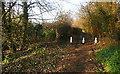 SU8296 : Lane into Bradenham by Graham Horn