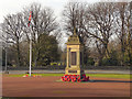 SD6602 : The Atherton War Memorial by David Dixon