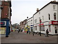 SO9570 : Bromsgrove Church Street From High Street by Roy Hughes