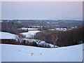 TQ7412 : Fields West of Crowhurst by Oast House Archive