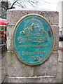 H2344 : Best kept large town plaque 2006, Enniskillen by Kenneth  Allen