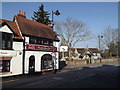 TQ1354 : Great Bookham, Village Centre by Colin Smith