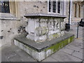 TQ3380 : Tomb outside St Peter ad Vincula by Basher Eyre