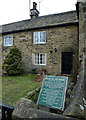 SK2176 : Plague Cottage, Eyam by Andrew Hill