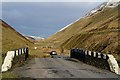 NT1814 : The Tailburn Bridge in Moffat Dale by Walter Baxter