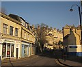 ST7565 : Walcot Street, Bath by Derek Harper