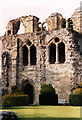 SJ6200 : Ruins of Much Wenlock Priory by nick macneill