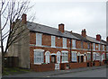 SO9596 : Terraced housing in Bilston, Wolverhampton by Roger  Kidd