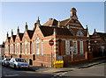 ST6070 : Maxse Road, old school by Neil Owen