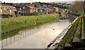 J4973 : The canal, Newtownards (6) by Albert Bridge