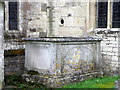 ST7818 : Tomb, St Gregory's Church by Miss Steel