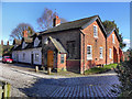 SJ8383 : The Methodist Chapel, Styal Village by David Dixon